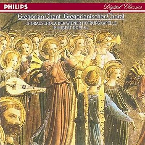 Gregorian Chant: Hymns and Vespers for the Feast of the Nativity by Choralschola der Wiener Hofburgkapelle