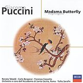 Puccini: Madama Butterfly (highlights) by Various Artists