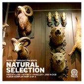 Natural Selection Album Sampler Pt 2 von Various Artists