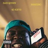 Hustla (feat. San Quinn, 40 Keys & Benzino) by Dela the Fella