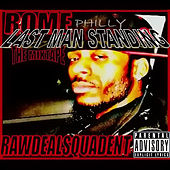 Last Man Standing The Mixtape by Rome