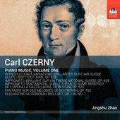 Czerny: Piano Music, Vol. 1 by Jingshu Zhao