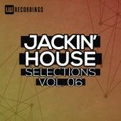Jackin' House Selections, Vol. 06 - EP de Various Artists