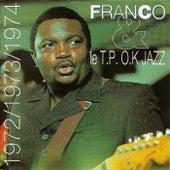 Franco & Le T.P OK Jazz : 1972/1973/1974 de Franco