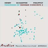 Panorama of Musique Concrete, No. 2 von Various Artists