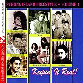 Strong Island Freestyle Vol. 1: Keepin' It Real (Digitally Remastered) by Various Artists
