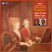 Mozart: Concerto for Two Pianos, K. 365 & Piano Concerto No. 20, K. 466 de André Previn