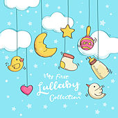My First Lullaby Collection - 15 Piano Compositions for Sleeping, Napping and Lulling a Baby by Piano Jazz Background Music Masters