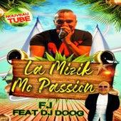 La mizik mo passion von Fj