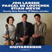 Guitaresque by Jon Larsen