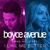 I Like Me Better de Boyce Avenue