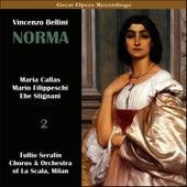 Bellini: Norma [1954], Vol. 2 by Maria Callas