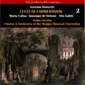 Donizetti: Lucia di Lammermoor [1953], Vol. 2 de Maria Callas