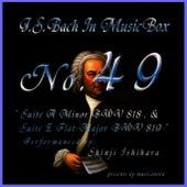 Bach In Musical Box 49/Suite A Minor Bwv818 And Suite E Flat Major BWV819 de Shinji Ishihara