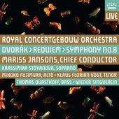 Dvořák: Requiem & Symphony No. 8 by Various Artists