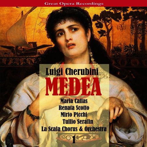 Cherubini - Medea [1957], Vol. 1 by Maria Callas