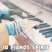 10 Pianos Spirit by Bossa Cafe en Ibiza