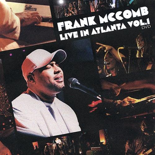 Live In Atlanta, Vol.1 by Frank McComb