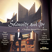 Solemnity & Joy de Charles Tompkins