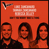 Don't You Worry Bout A Thing (The Voice Australia 2019 Performance / Live) by Luke Zancanaro