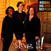 Sing It! de Marcia Ball