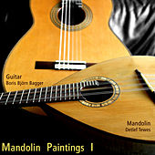 Mandolin Paintings I von Detlef Tewes
