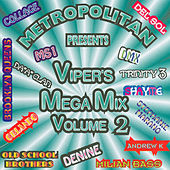 Metropolitan Records Presents Viper Mega Mix 2 by Various Artists