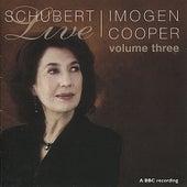 Schubert Live by Imogen Cooper