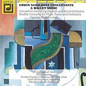 Schulhoff:  Concertante and Ballet Music by Various Artists