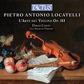 Locatelli: L'arte del violino, Op. 3 de Gli Archi di Firenze