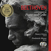 Beethoven: Complete Works for Cello and Piano by Nancy Green (cello)