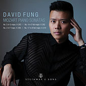 Mozart: Piano Sonatas by David Fung