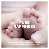 Pure Happiness: Ambient Piano Music for Relaxation, Deep Joy, Inner Peace, Zen, Bliss, Wellness, Harmony de Various Artists