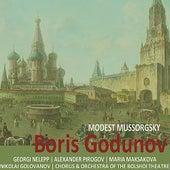 Mussorgsky: Boris Godunov by Georgi Nelepp