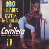 100 Grandes Exitos de la Música Carrilera Vol. 5 de Various Artists