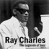 The Legend of Jazz (Vol. 1) van Ray Charles