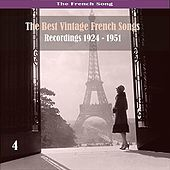The Best French Vintage Songs Volume 4 by Various Artists