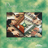 Duetto: Early Music for Keyboard 4 Hands de Quentin Faulkner