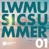 Lwmusic Summer 01 - EP de Various Artists