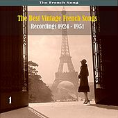 The Best French Vintage Songs Volume 1 by Various Artists