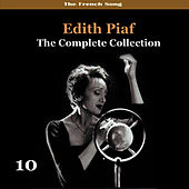 The Complete Collection Volume 10 de Edith Piaf