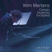 Certain Nuances Excepted von Wim Mertens