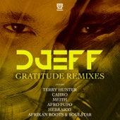Gratitude Remixes von Djeff