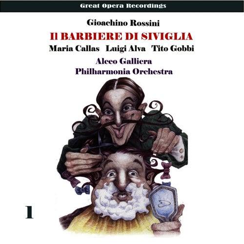 Rossini: Il barbiere di Siviglia, Vol. 1 by Maria Callas