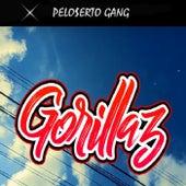 Gorillaz by Pelo$erto Gang