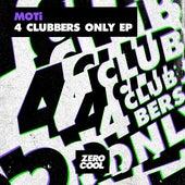 4 Clubbers Only, Vol. 1 van Various Artists