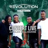 Concert 10 ans de carrière (Live) di Revolution