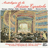 Antologia de la Musica Española by Orquesta Sinfónica de Silver Andrey
