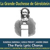 Offenbach: La Grande-Duchesse de Gérolstein by Eugenia Zareska