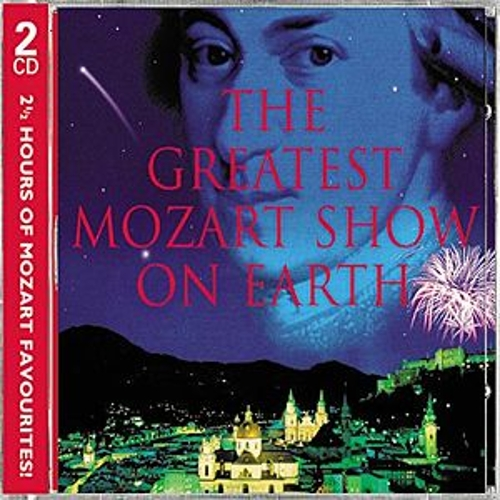 The World's Greatest Mozart Album by Various Artists